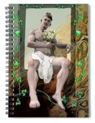 The Young Lover Spiral Notebook