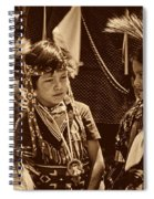 The Young Warriors - 2 Spiral Notebook