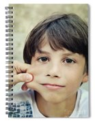 The Youngest Spiral Notebook