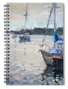 The Youngstown Yachts Spiral Notebook