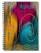 Theater Spiral Notebook