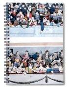 Theatre, Paris, C1830 Spiral Notebook