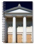 Theatre Putbus Island Of Rugen II Spiral Notebook