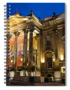 Theatre Royal Spiral Notebook