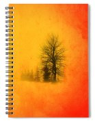 Thee Tree  Spiral Notebook