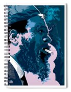 Thelonius Monk Spiral Notebook