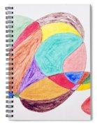 Theme Parks Spiral Notebook