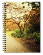 Then Autumn Arrives 04 Spiral Notebook