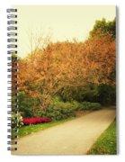 Then Autumn Arrives 05 Spiral Notebook