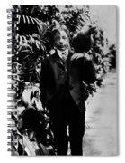 Theodore Roosevelt, Jr Spiral Notebook