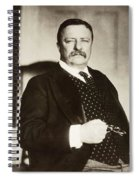 Theodore Roosevelt(1858-1919) Spiral Notebook
