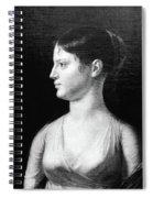 Theodosia Burr (1783-1813) Spiral Notebook