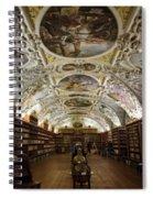 Theological Hall Strahov Monastery Spiral Notebook