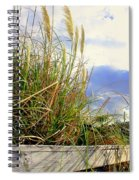 Therapeutic View Spiral Notebook