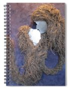 There First Kiss When Two Become One Spiral Notebook