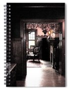 There She Is By Jrr Spiral Notebook