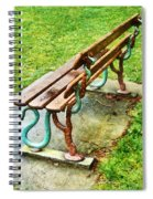 These Are No Snakes In The Grass Spiral Notebook