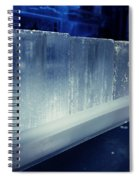 These Ice Glasses Are Ready Spiral Notebook