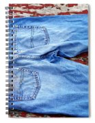 These Old Jeans Spiral Notebook