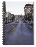 These Streets Are Made For Walking Spiral Notebook