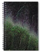 They Grow At Night Spiral Notebook