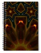 They Rise From The Deep Spiral Notebook