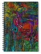 They Sing Of Freedom Spiral Notebook