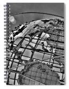Third Of The World Spiral Notebook