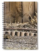 Thirteen-lined Ground Squirrel Spiral Notebook