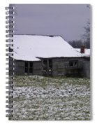 This Cold House Spiral Notebook