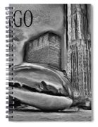 This Is Chicago Spiral Notebook