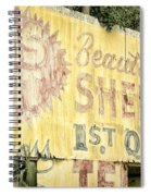This Is It Spiral Notebook