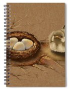This Is My Nest? Spiral Notebook