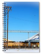 This Is North Platte Spiral Notebook