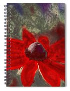 This Is Not Just Another Flower - Spr01 Spiral Notebook