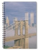 This Is The Brooklyn Bridge Spiral Notebook