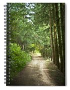 This Is The Way Walk In It Spiral Notebook