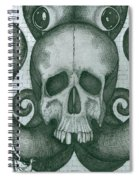 This Is Your Brain On Philosophy  Spiral Notebook