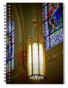 This Little Light Spiral Notebook