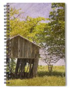 This Old Barn Spiral Notebook