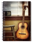 This Old Guitar Spiral Notebook