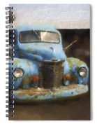 This Old Truck 13 Spiral Notebook