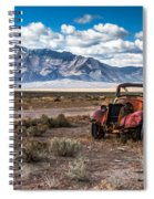 This Old Truck Spiral Notebook