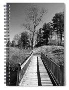This Way Spiral Notebook