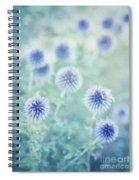 Thistle Dream Spiral Notebook