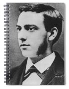 Thomas Augustus Watson (1854-1934) Spiral Notebook