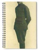 Thomas Cannon Circa 1916 Spiral Notebook