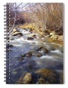 Thomas Creek Spiral Notebook