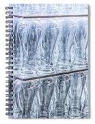 Thomas Edison's Light Bulb Spiral Notebook
