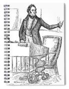 Thomas Hart Benton (1782-1858) Spiral Notebook